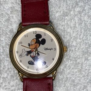 Women's Mickey Mouse Watch
